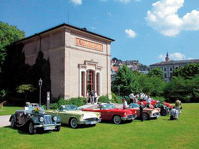 Internationales Oldtimer-Meeting