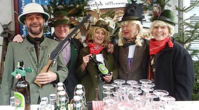 Bild Närrischer Wochenmarkt