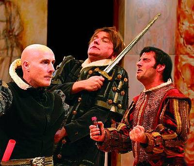Bild THEATERFRITZ &amp; FREUNDE - Shakespeare
