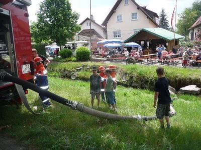 Bild Brunnenfest