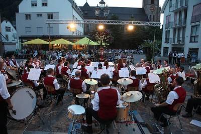 Bild 200 Jahre Stadt- u. Feuerwehrkapelle Hausach: Sommerabendkonzert/Doppelkonzert