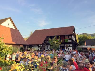 Bild Sommerabend-Hock im Museumshof