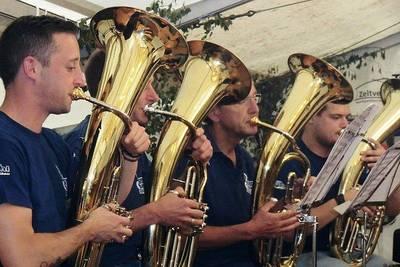 Bild Bachmusikfest der Musikkapelle Hofstetten
