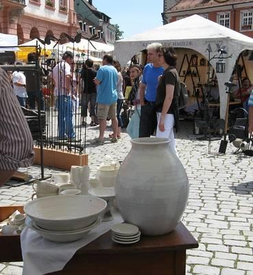 Bild Markt der handwerklichen Künste