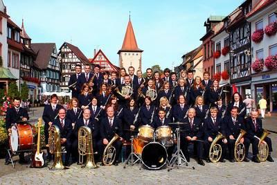 Bild Konzertabend der Stadtkapelle Gengenbach