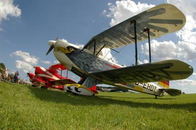 Bild Flugplatzfest des Luftsportvereins Degerfeld e.V.
