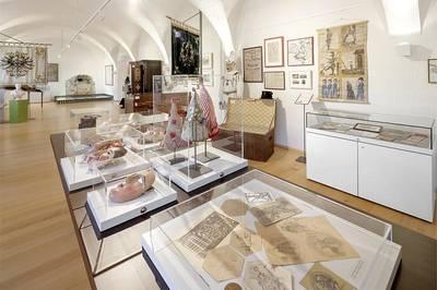 Bild Museum im Schloss Wolfach mit Flößerstube