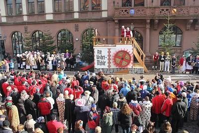 Bild Närrischer Festzug mit anschließendem Festspiel