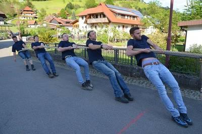 Bild Trottefest mit Tauziehwettbewerb