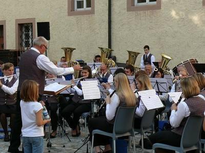 Bild Schlusskonzert der Stadtkapelle Wolfach