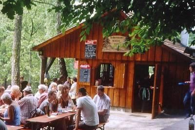 Bild Hüttenfest bei der Schirrmaierhütte