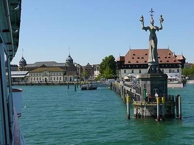 Bild Konstanz neu entdecken - mit der Schwarzwaldbahn an den Bodensee