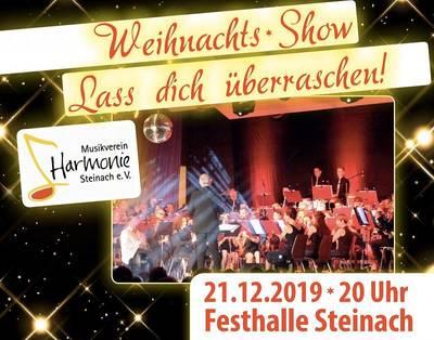 Bild Jahreskonzert des Musikvereins Steinach