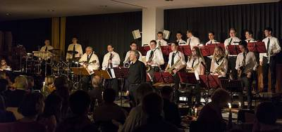 Bild Musicafé - Bigbands United Sound und New Sound