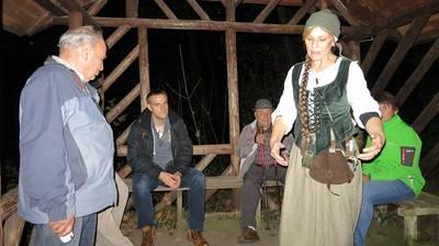Bild Sagenhaftes Hausach - Führung mit der Henkersfrau Antonia Seidel