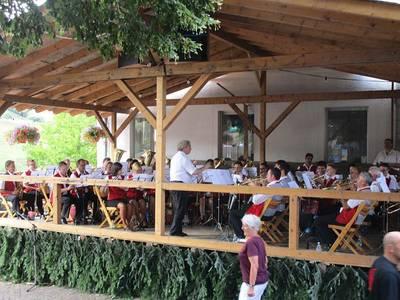 Bild Dorffest Welschensteinach
