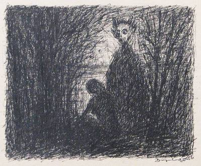 Bild Grimm – abgründig Erzählprogramm mit Sigrid Maute im Kunstmuseum Albstadt