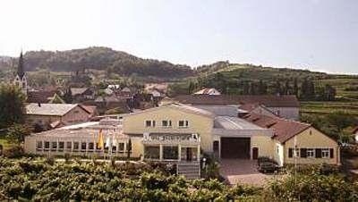 Sekt- und Gartenparty & Offener Winzerkeller in Bickensohl