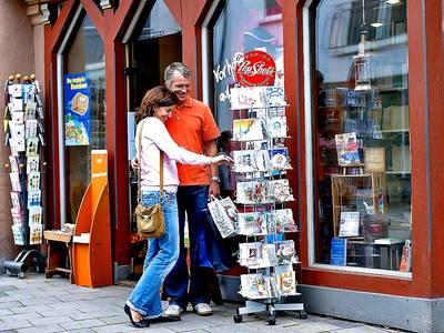 ABGESAGT  Geschäftsoffener NachmittagBad Orb Marketing GmbH. (© ABGESAGT  Geschäftsoffener Nachmittag)