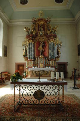 Patrozinium St. Sebastian