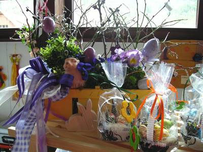 Frühlings- und Osterbasar