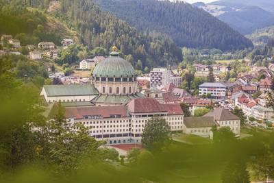 Klosterführung. (© Hochschwarzwald Tourismus GmbH)