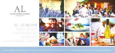 Wein- und Hoffest Weingut Alexander Laible
