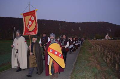 Mystische Zeitreise - von den Burggrafen zu den Kelten