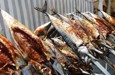 Karfreitagsfischverkauf vom Altmühlfischereiverein Riedenburg