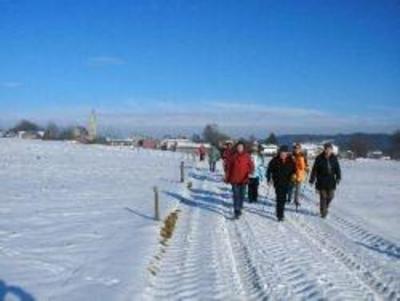 Winterwanderung,