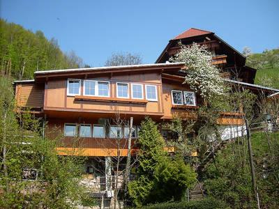 Das Renchtäler Schwarzwald Kulturhaus. (© Kur und Tourismus GmbH)