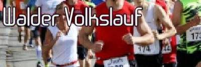 9. Walder Volkslauf