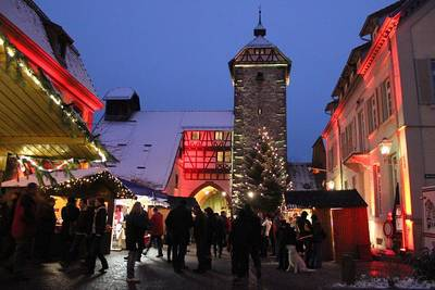 Zeller Nikolausmarkt
