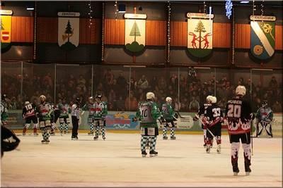 Eishockeyspiel 26.11.2017