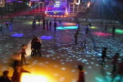 Familien-Eis-Disco