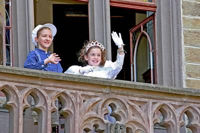 Schlosserlebnistag auf der Burg Hohenzollern