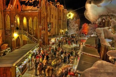 Kniglicher Weihnachtsmarkt auf der Burg Hohenzollern