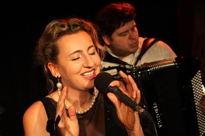La môme Edith Piaf - Eine Hommage an die große französische Sängerin