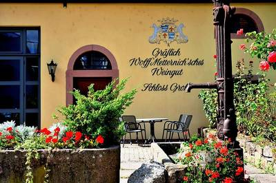 Gefhrte Weinwanderung zum Weingut Graf Wolff Metternich