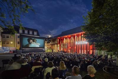 Sommer-Kino-Nächte - Open-Air-Kino auf dem Lahrer Urteilsplatz