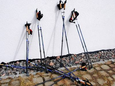 Nordic-Walking-Treff in Ibach