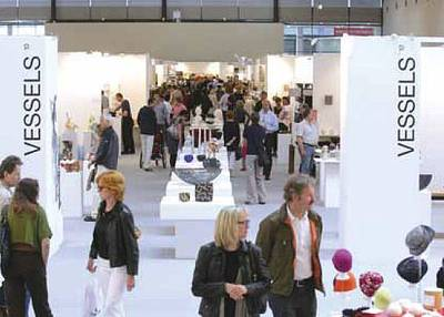 EUNIQUE - Internationale Messe fr Angewandte Kunst und Design