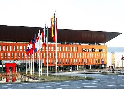 Messe Karlsruhe. (© KMK Karlsruher Messe- und Kongress-GmbH)