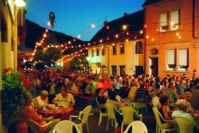 Lichterfest des Musikvereins Seelbach