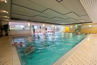 Wassergymnastik für jedermann