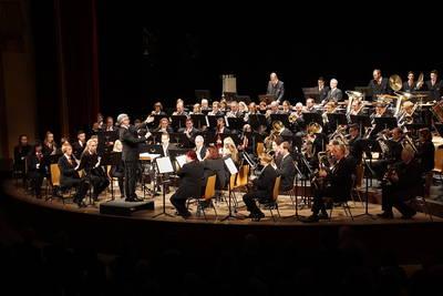Jahreskonzert der Stadtkapelle berlingen - Sound of Music