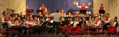 Abend der Blasmusik concierta de Msica