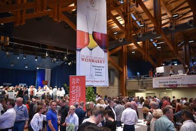 138. Müllheimer Weinmarkt