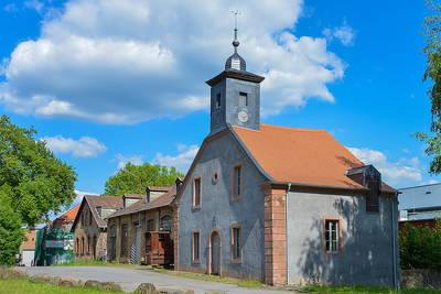 Industriekultur St. Ingbert - Kohle, Eisen, Glas und Bier   Die Stadt zwischen Tradition und Zukunftsvision