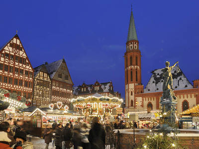 Christmas Market Tour bilingual GermanEnglish